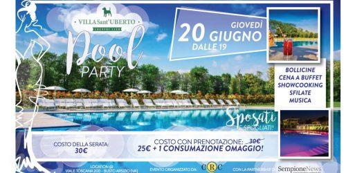 Evento 20 giugno Villa Sant'Uberto